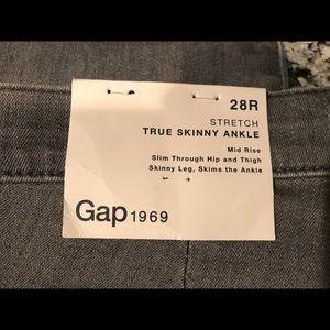 NWT Women's GAP jeans